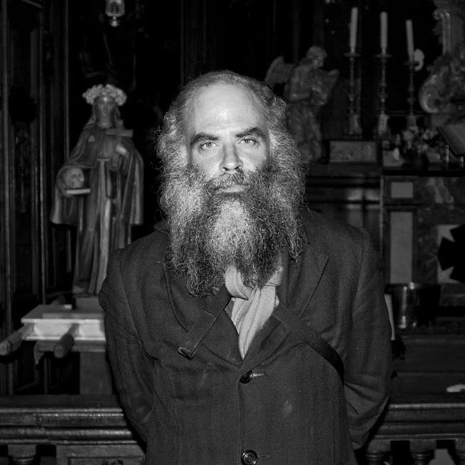 Daniel Higgs Portrait
